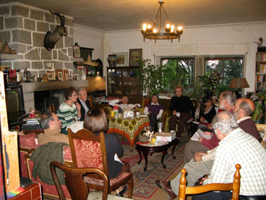 Asamblea de La Asociación de Amigos del Jardín Botánico