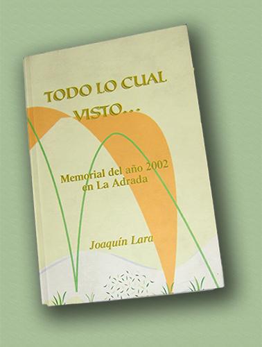 Reunión literaria con Joaquín Lara