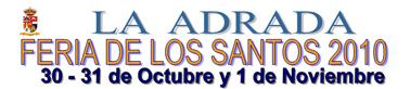 Feria de Todos Los Santos, 2010
