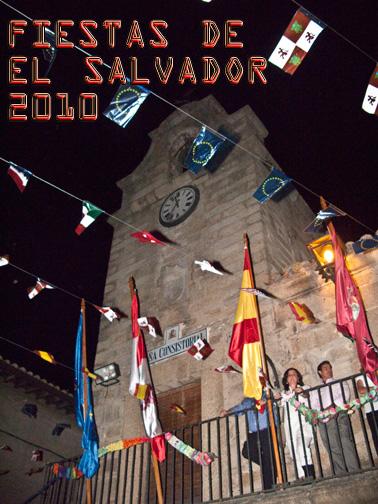 Fiestas de El salvador 2010