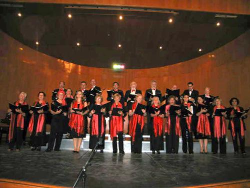 La Camerata actuó en Aranjuez