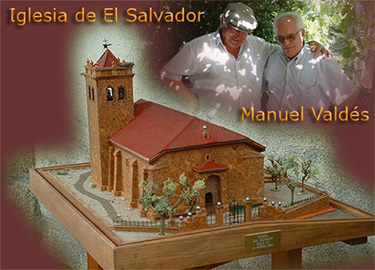 Maqueta de la Iglesia