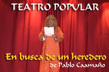 Teatro Popular: En busca de un heredero
