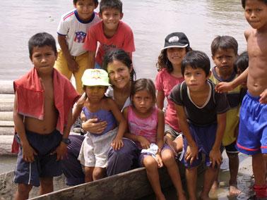 Saludos desde Perú