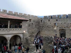 Inaugurado el Castillo de La Adrada