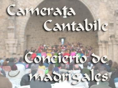Concierto de Madrigales 2007