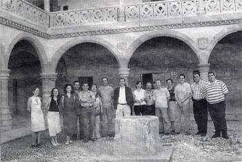 Médicos del Alto Tiétar en el Castillo de La Adrada