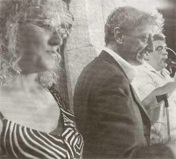 Enrique San Francisco pronunció el pregón de las fiestas de El Salvador