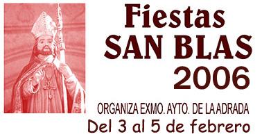 Fiestas de San Blas 2006
