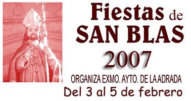 Fiestas de San Blas 2007