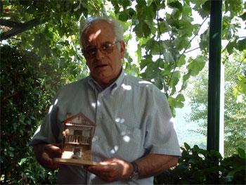 Manuel Valdés nos muestra sus maquetas