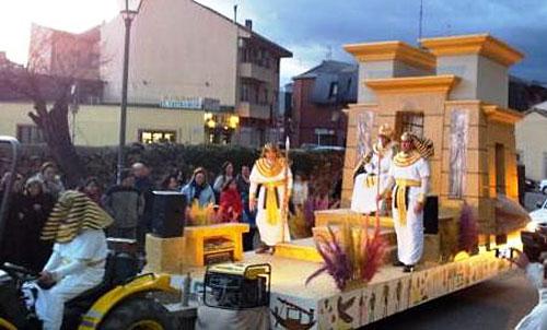 El Carnaval de La Adrada 2012