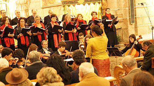 La Camerata Cantabile en las fiestas de la Navidad