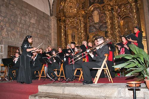 Musica sacra en la Semana Santa
