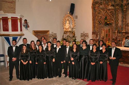 """Concierto de la Orquesta de Pulso y Púa Nuestra Señora de Tejeda"""" de Valencia"""