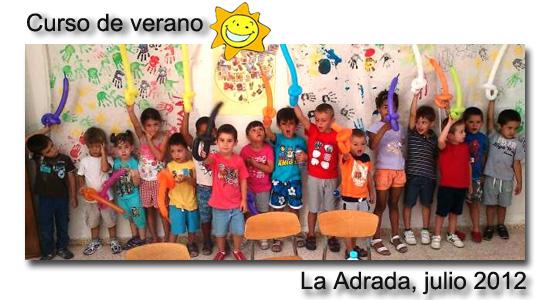 Curso de verano para los peques en La Adrada