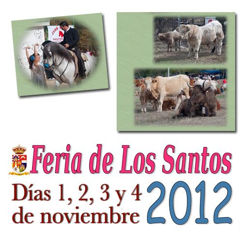 Feria de los Santos 2012