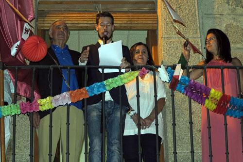 Concluyen las fiestas de El Salvador 2012