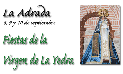 Fiestas de La Virgen de la Yedra 2012