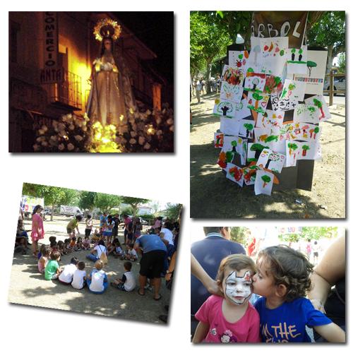 Fiestas de La Virgen, 2012