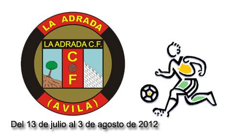 Torneo de Fútbol sala, La Adrada 2012