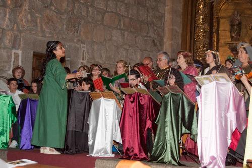 Concierto de Madrigales, 2012