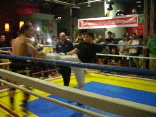 Resultado de la velada de artes marciales de El Tiemblo