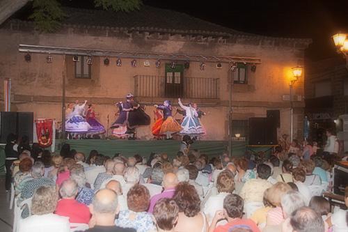 XIII Encuentro folklórico Villa de La Adrada