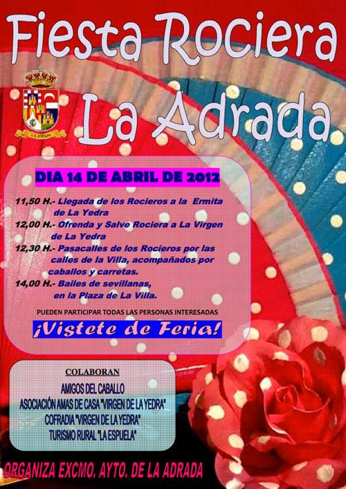 Fiesta Rociera en La Adrada