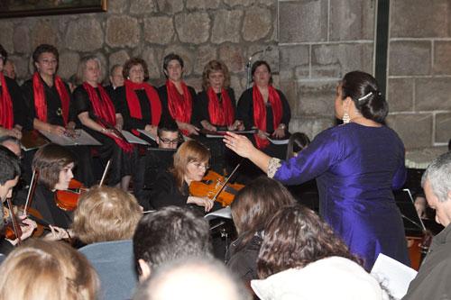 Concierto de la Camerata Cantabile en Madrid