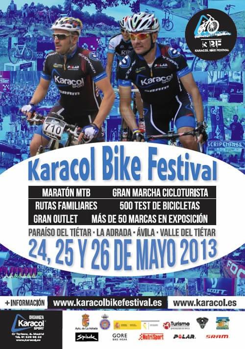Karakol Bike Festival 2013