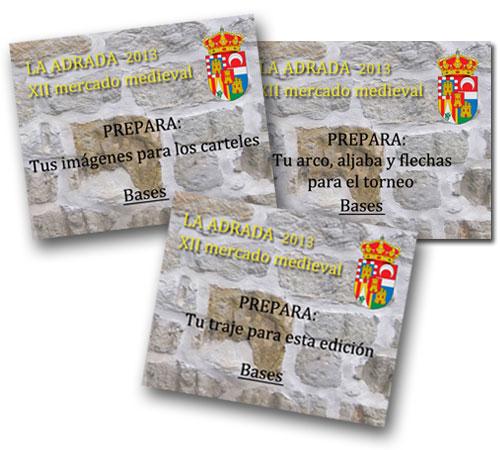 Mercado Medieval de La Adrada 2013