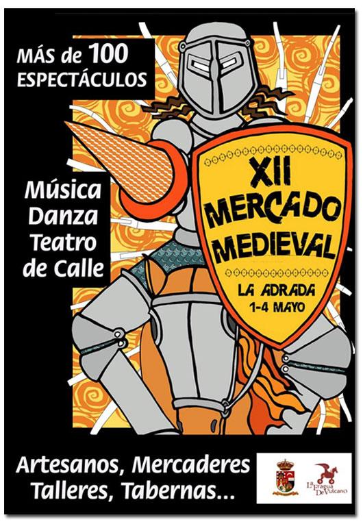 XII Mercado Medieval de La Adrada