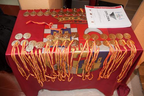 La Adrada celebró la primera edición «Olimpiada del Tiétar»
