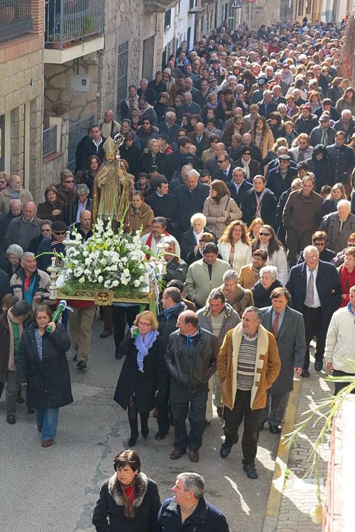 Fiestas de San Blas en La Adrada