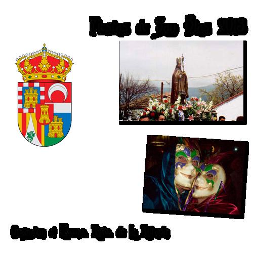 La Adrada celebra las Fiestas de San Blas