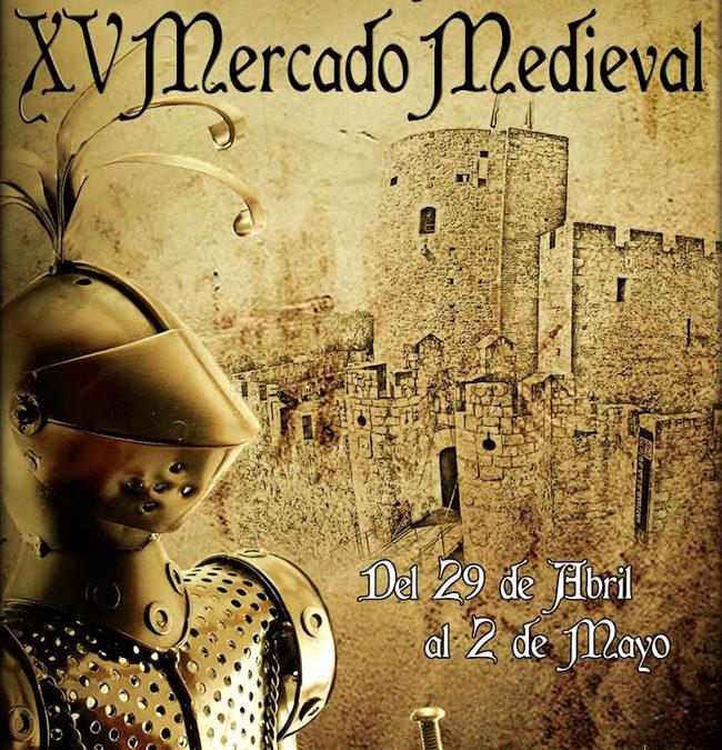 XV Mercado Medieval de La Adrada