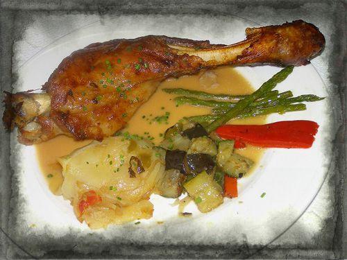 Gastronomía de La Adrada