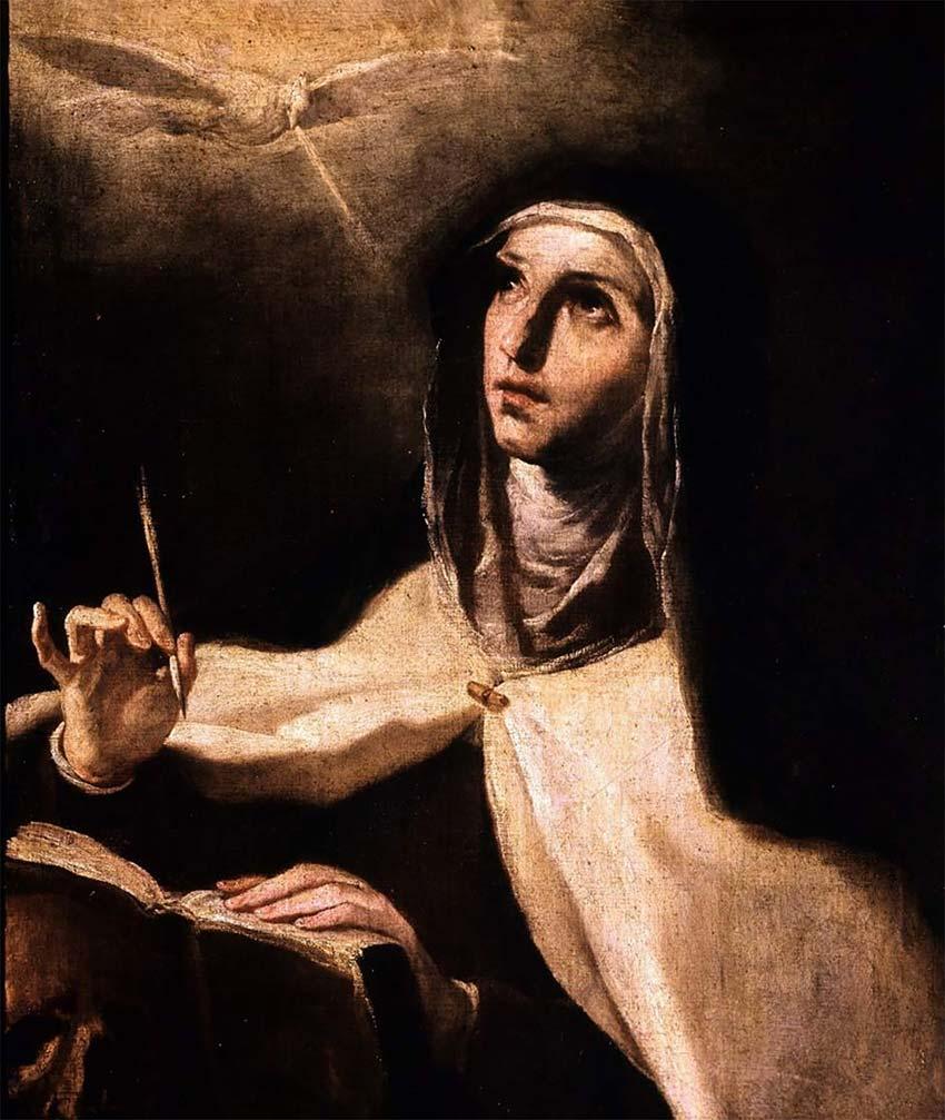 La recia personalidad de Teresa de Jesús