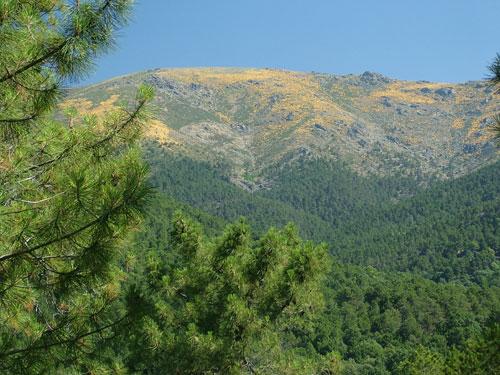 La Adrada-La montaña
