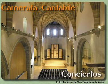 Conciertos Camerata Cantabile