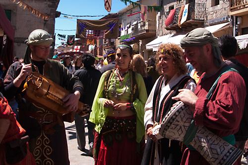 VIII Mercado medieval de La Adrada (2009)