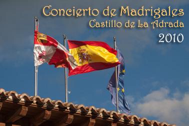 Concierto de Madrigales 2010