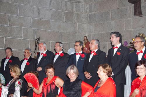 Camerata Cantabile-Concierto de las Velas en La Iglesuela