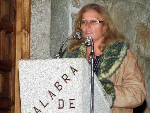 Alcaldesa de La Adrada