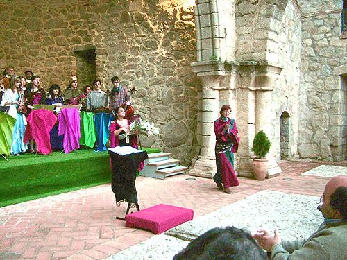 Concierto de Madrigales-Camerata Cantabile-Mercado Medieval de La Adrada 2007