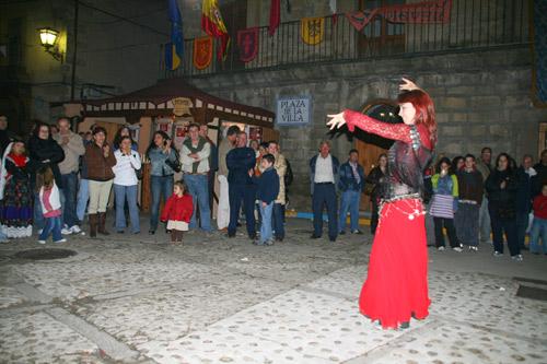 Mercado Medieval de La Adrada 2007