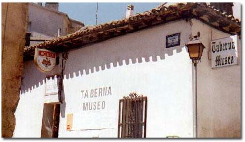 La Taberna Museo, (Casa del tío Pedrón)