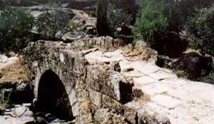 Puente Chico - La Adrada