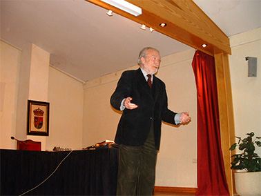 Dr.D.Jesús Caldas- La Adrada